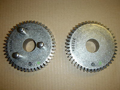 MINI Cooper Supercharger Rotor Pack Gears  (EATON M45)