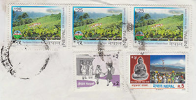 Stamps NEPAL