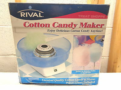 RIVAL Cotton Candy Maker~New! Unused!