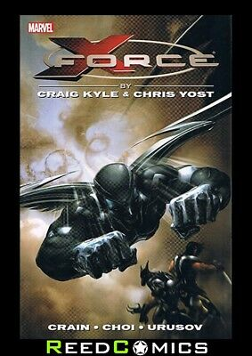 X-FORCE BY KYLE AND YOST COMPLETE COLLECTION VOLUME 1 GRAPHIC NOVEL Paperback