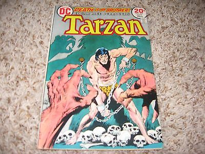 "Tarzan #224 (DC, 1973) – ""Death Is My Brother!"" – FN"