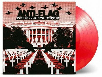 Anti-Flag - For Blood And Empire Vinyl LP NEU 0553064