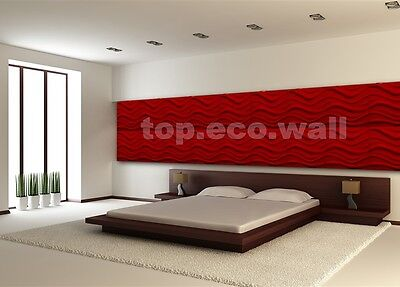 POLYSTYRENE TILES  PANELS WALL CEILING 7m2 SILVER-BLACK & 15m2 WAVE