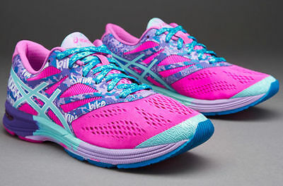 ASICS GEL-NOOSA TRI 10 Womens Pink Support Road Running size 4,4.5 and 5,