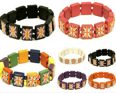 Traders Opportunity, 1200 Britain Bracelets £0.20 each, Fantastic Pound Line !