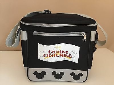 Disney Creative Costuming Lunch Box Bag Mickey Head Cast Member Insulated Tote