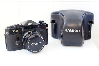 [MINT] Canon old F-1 Body FD mount - #252535