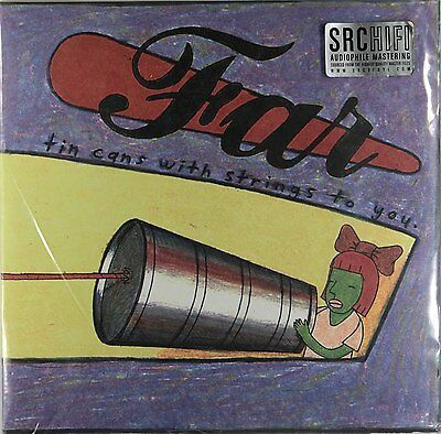 Far - Tin Cans With Strings To You (Ltd 2 x  Red/Brown Marbled Vinyl LP) New