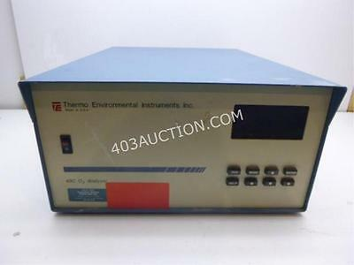 Thermo Environmental Instruments  Model 49C O3 Analyzer 49C-56957-311
