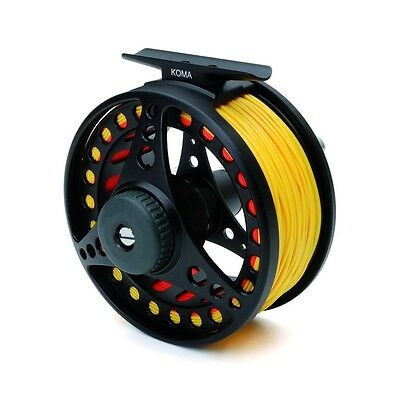 Fly fishing Vision reel 5/6 class. NEW.