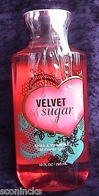Bath & Body Works Douchegel Velvet Sugar Shower Gel 295 ml