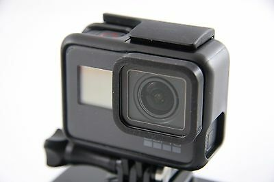 GoPro HERO 5 - Ring Color Frame Protector Cover Zubehör Individual BLACK