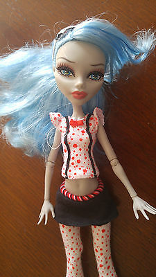 Monster High - Ghoulia Yelps - Dead Tired - Used