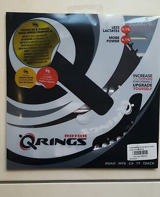 Qrings Chainring 53t 11 speed 110bcd