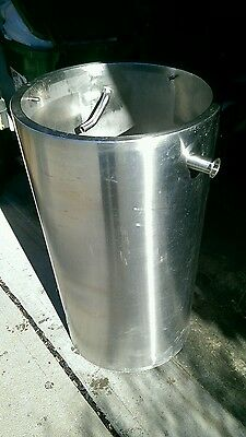 75 Gallon Tank Stainless Steel With Jacket
