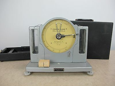 Vintage Federal Pacific Roller-Smith Precision Balance 705689 NP 1565