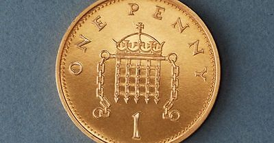 ONE PENNY 1p 1 PENCE COINS! UK Decimal Collectable Currency