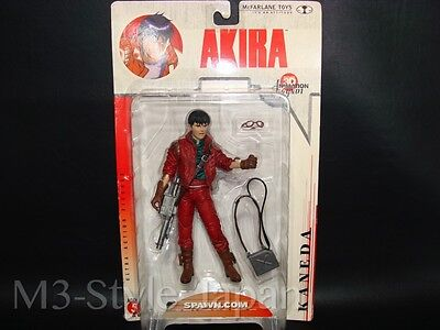 AKIRA Kaneda Ultra Action Figure Spawn.com Mcfarlane Toys Japan Import Anime F/S