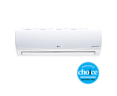 LG P09AWN 2.5kW Inverter Reverse Cycle Split System Air Conditioner