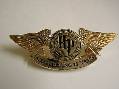 Harry Potter 10th Anniversary Promo Pin Sorcerer's Stne