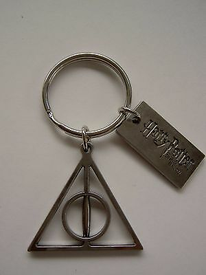 Harry Potter 7 Deathly Hallows Promo Keychain key ring