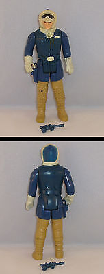 Star Wars - Kenner - Han Solo (Hoth Battle Gear) - 100% Completed - Vintage '80