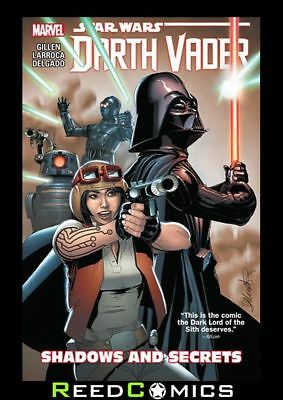 STAR WARS DARTH VADER VOLUME 2 SHADOWS AND SECRETS GRAPHIC NOVEL New Paperback