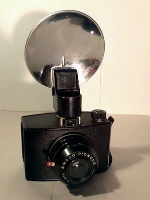Vintage Ansco Pioneer Camera w/ Flash