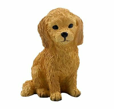 GOLDENDOODLE TINY ONES DOG Figurine Statue Pet Lovers Gift Resin