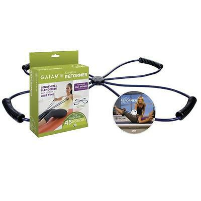 NEW - Gaiam Coreplus Reformer Kit