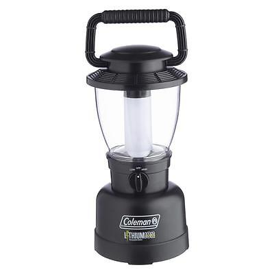 NEW - Coleman Lithium-Ion Rechargable LED Rugged Lantern