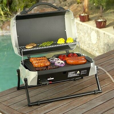 NEW - Gasmate Cruiser II BBQ