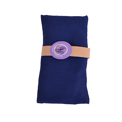 Yoga Studio Eye Pillow With Organic French Lavender Linseed Eye Pillow
