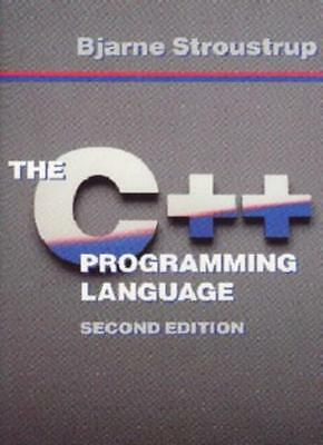 The C++ Programming Language By Bjarne Stroustrup. 9780201539929