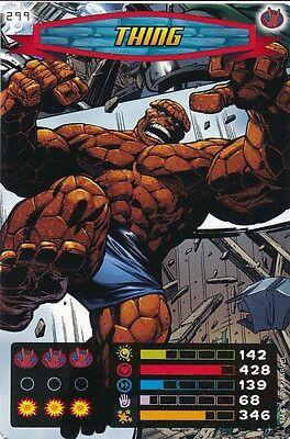 #299 THING Marvel Spider-Man Heroes & Villains