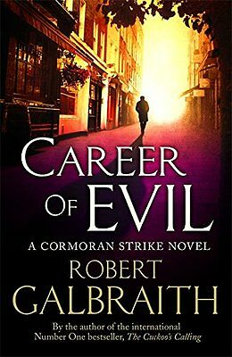 Career of Evil (Cormoran Strike) By Robert Galbraith