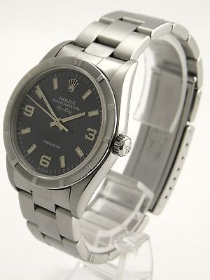 Rolex Oyster Perpetual Air-King Armband Uhr Von 2002