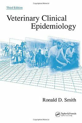 Veterinary Clinical Epidemiology, Third Edition Copertina rigida