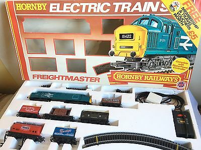 Hornby R578 'freightmaster' Train Set