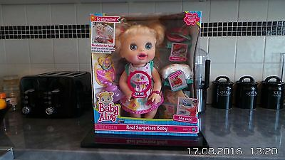 Baby Alive Real Surprises English