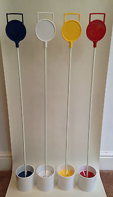 Professional JL Golf Putting Green Flag pin and Hole Cup 90cm Choose colour
