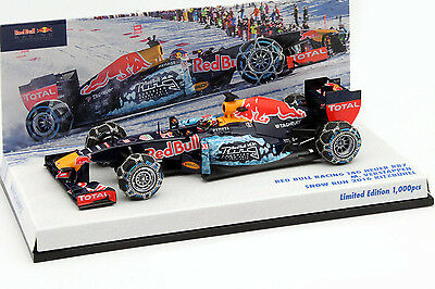 M. Verstappen #33 Snow Demonstration Run Kitzbühel 2016 1:43 Minichamps