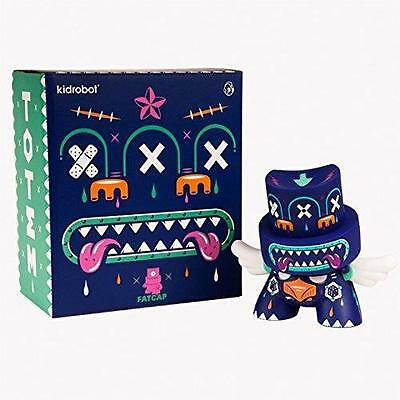 KidRobot - Totem FatCap Soft Vinyl Figure By Kronk - New & Official In Box