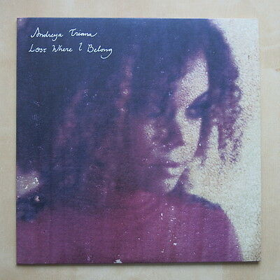 ANDREYA TRIANNA Lost Where I Belong UK vinyl LP Ninja Tune ZEN 155 2010 Mint