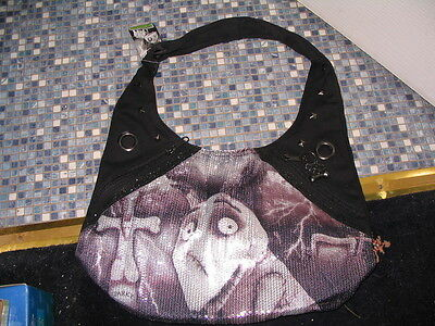 Disney Store Frankenweenie Sparky Sequinned Handbag Tote Exclusive Rrp £25 New