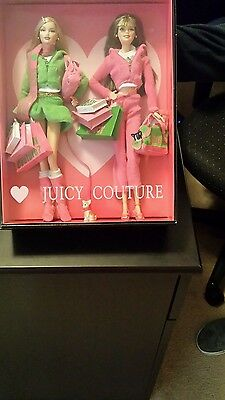 Juicy Couture Barbie Doll - Gold Label Barbie Collector