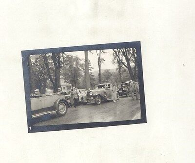 1930 Rolls Royce Phantom I Cabriolet Photograph ww5756