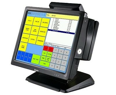 SPS 2200 Touch Screen Cash Register/EPOS System
