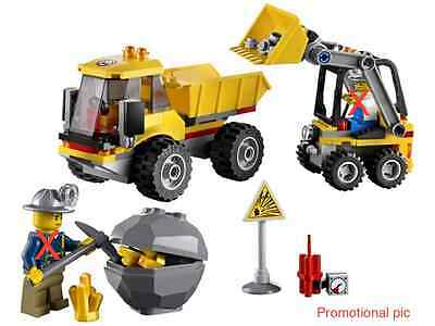 LEGO City Loader and Tipper Set 4201 RETIRED