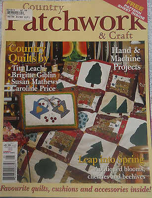 Country PATCHWORK & CRAFT  Vol 2 No 2